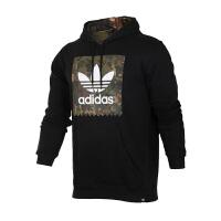 Adidas阿迪达斯 男装 三叶草运动休闲卫衣套头衫 BR5282 现
