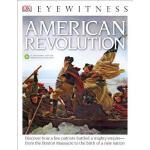 【预订】DK Eyewitness Books: American Revolution