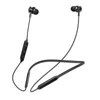 无线蓝牙耳机双耳入耳塞式戴项圈挂颈脖式跑步开车健身运动接听电话苹果0PP0华为小米通用 标配