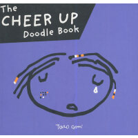 Cheer Up Doodle Book五味太郎情绪涂鸦:欢乐起来的涂鸦书 ISBN9781452107769