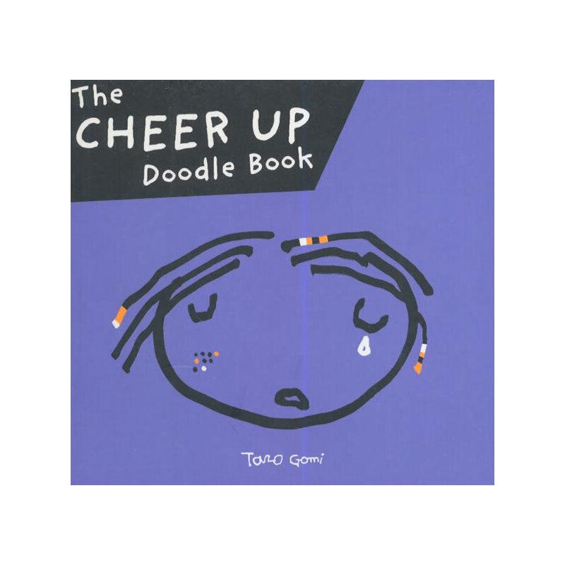 Cheer Up Doodle Book五味太郎情绪涂鸦:欢乐起来的涂鸦书 ISBN9781452107769