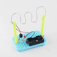 穿越火线手工DIY物理电路 学校科技小制作创意玩教具