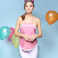 孕婴港湾 春夏防辐射服孕妇装正品孕妇防辐射肚兜衣服四季护胎宝围裙
