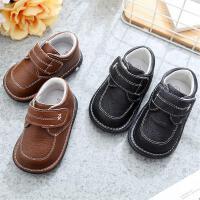 儿童皮鞋 男宝宝防滑室外单鞋 婴幼儿学步鞋宝宝皮鞋