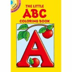 The Little ABC Coloring Book(【按需印刷】)