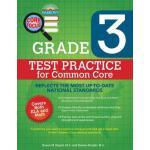 Barron's Core Focus Workbook: Grade 3 Test Practice