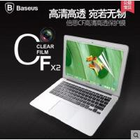 【支持礼品卡】倍思macbook air贴膜苹果笔记本电脑保护膜11 12 13寸mac屏幕贴膜