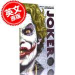 现货 小丑 DC黑标版 英文原版 Joker (DC Black Label Edition) 漫画 DC Comic