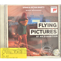 现货 [中图音像][进口CD]飞跃的舞步 Flying Pictures At An Exhibition