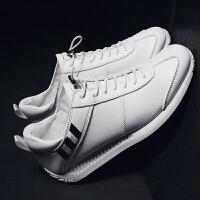 夏季新款休闲鞋男小白鞋子阿甘鞋男运动鞋男鞋韩版潮鞋百搭学生鞋夏季百搭鞋