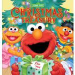 英文原版 芝麻街圣诞故事精选 精装 Sesame Street Christmas Treasury