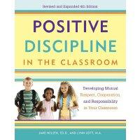 英文原版 教室里的正面管教 Positive Discipline in the Classroom