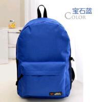 新款书包中学生男女通用双肩背包韩版女士多色可选书包 通用
