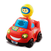 伟易达VTech声控跑车声音感应跑车玩具学爬玩具 汽车玩具