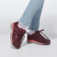 【过年不打烊】诺诗兰新款户外女士潮流防水透气低帮徒步休闲鞋FT072515