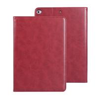 苹果iPad4保护套老款ipad2皮套ipad3纯色网红抖音带休眠A1430 A1458