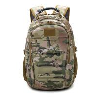 男女军迷户外运动背包3P战术包迷彩双肩包战术背包