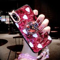 iPhonex手机壳女xs个性xsmax时尚苹果x创意网红xr防摔iPhone软6s硅胶6sp高档7