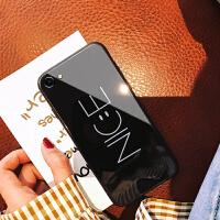 苹果6splus手机壳玻璃苹果6/6s壳iPhone6s全包6Plus防摔苹果6情侣保护