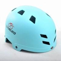 溜冰鞋头盔滑板自行车户外运动可调头盔滑雪轮滑头盔轮滑帽成人