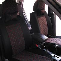 福特福克斯 嘉年华 翼虎 翼博 福睿斯 专车专用四季仿真丝汽车座椅套坐垫车罩座套坐套