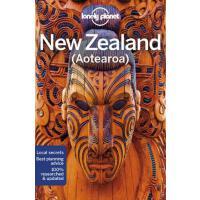 现货 孤独星球 新西兰 旅行指南 第 19版 平装 英文原版 Lonely Planet New Zealand Tr