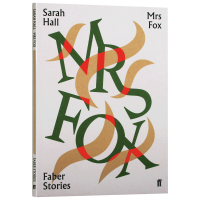 Mrs Fox Faber Stories 狐狸夫人 费伯故事系列 英文原版 莎拉霍尔 Sarah Hall 全英文版正