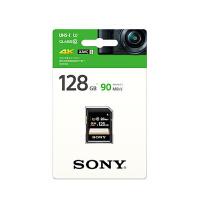 索尼SD128G存储卡 SF-G1UY3 读取速度90M/S 微单 相机 单反内存卡