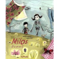 法语原版绘本 米洛斯 Véronique Massenot & Isabelle Charly Milos (y a u