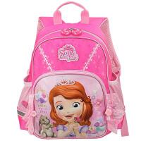 迪士尼/Disney公主系列简易书包小学生减负双肩包苏菲亚