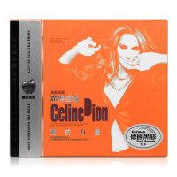 汽车载CD碟片流行音乐经典英文歌曲席琳迪翁Celine Dion黑胶光盘