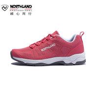 【顺丰包邮 乐享户外】诺诗兰新款情侣款轻质透气舒适登山徒步鞋FH082019