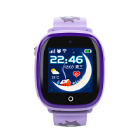 儿童智能电话手表手机学生手环插卡多功能GPS定位通话防水