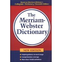 【二手旧书8成新】The Merriam-Websters Dictionary 韦氏词典 Merriam-Webst