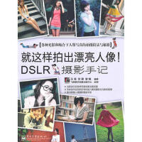【二手书8成新】就这样拍出漂亮人像!DSLR摄影手记(全彩 王�F,贺理,曾臻著 9787121110658