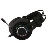 �^戴式高品�|全民K歌��X手�C游�螂���l��耳����I有�隔音����P�本客服重低音 RGB�艄� u1+USB接口