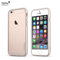 TOTU iPhone6s手机壳边框 苹果6s手机壳超薄硅胶边框手机套