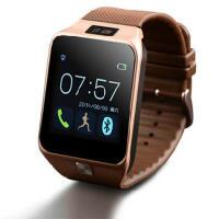 智能手表插SIM卡穿戴手表蓝牙腕表信息推送音乐手表 独立插卡 双向防丢 计步器久坐提醒