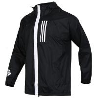 Adidas阿迪达斯 男装 运动休闲连帽防风夹克外套 EK4624