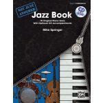 【预订】Not Just Another Jazz Book 2: Intermediate [With CD (Au