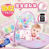 婴儿玩具0-1岁手摇铃5小男宝宝女孩早教0-3-6-12个月新生幼儿益智