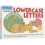 Kumon Grow To Know Lowercase Letters Ages 4 5 6 公文式教育 小写字母书写练习册 儿童教辅 英文原版进口图书