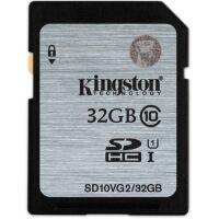 金士顿(Kingston)32GB 80MB/s SD Class10 UHS-I高速存储卡 数码相机内存卡扩展卡