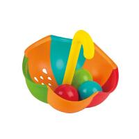 Hape洒水伞戏水套宝宝洗澡玩具戏水浴室玩具E0206