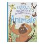 Curious Questions and Answers Animals 好奇问与答系列 动物插图英语百科书 儿童英文原版进口图书