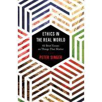 【预订】Ethics in the Real World 9780691172477