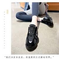 运动鞋女跑步鞋子女学生韩版网鞋老爹鞋女学生鞋子单鞋女椰子鞋女