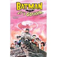 Batman: Li'l Gotham Vol. 2 蝙蝠侠:哥谭镇卷2【英文原版 美国漫画DC超级英雄漫画】