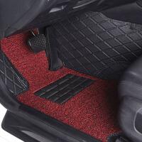 胜梅灿 奔驰(进口)-GLK350专车专用环保耐脏无味易清洗耐磨防水防尘高档全包围皮革丝圈加厚汽车脚垫《亲买下时在给卖