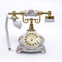 仿古电话机 转盘 老式欧式风格 创意时尚复古座机108